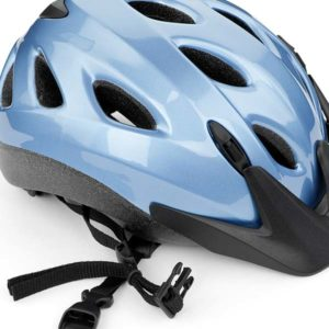 Photograph of bike helmet