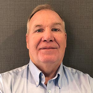 Photograph of Ed Flynn, President of Huntington Solutions