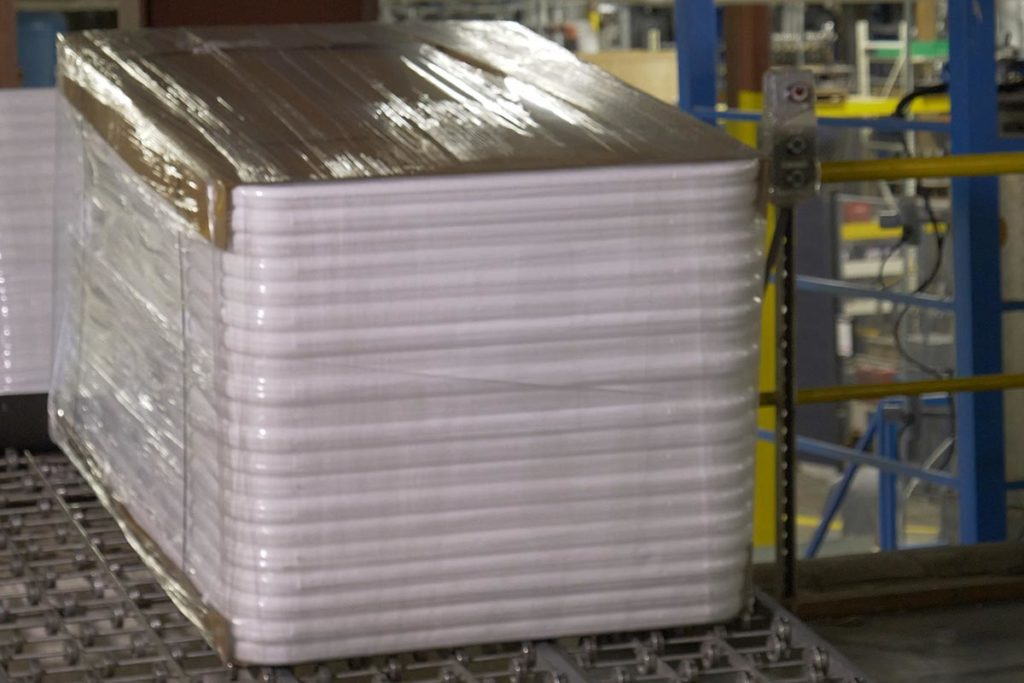 EPS foam applications and packaging