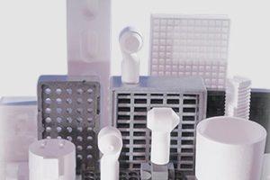 Photograph of components of radva
